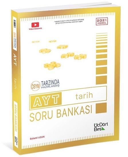 ÜçDörtBeş AYT Tarih Soru Bankası