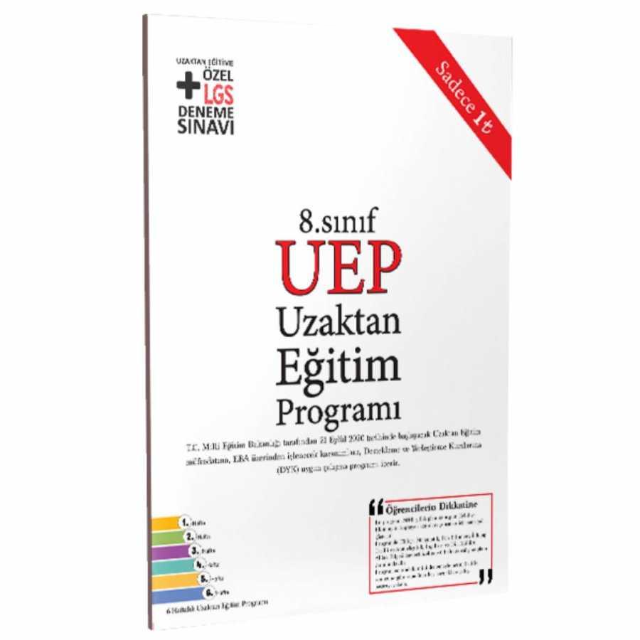 8. Sınıf Uzaktan Eğitim Programı