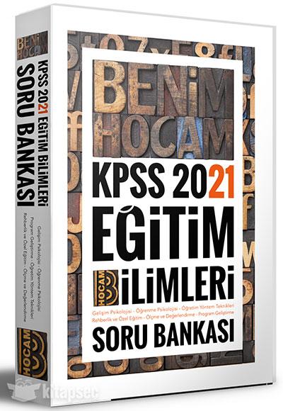 2021 KPSS Eğitim Bilimleri Tek Kitap Soru Bankası Benim Hocam Yayınları