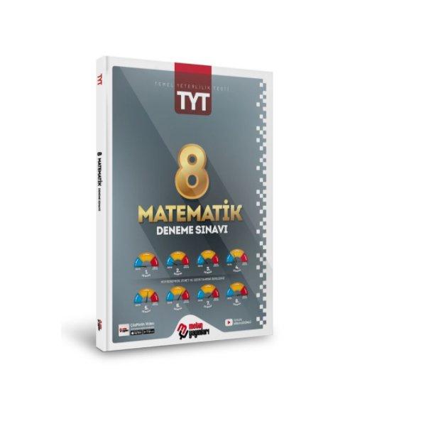 TYT Matematik 8 li Deneme